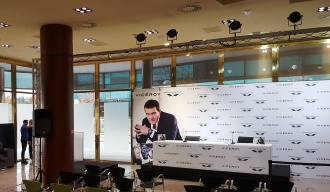 Sonido Rueda de Prensa Barcelona