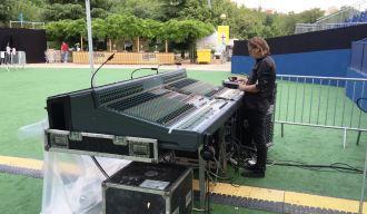 Sonorizacion conciertos barcelona